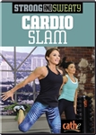 Strong and Sweaty Cardio Slam Cathe Friedrich