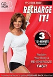 Go Mom Fitness It's Your Body Recharge It DVD