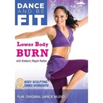 Dance And Be Fit Lower Body Burn DVD