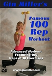 Famous 100 Rep Workout - Gin Miller
