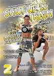 Lauren Brooks Shut Up and Train 2 DVD Set