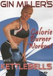 Calorie Burner Workout With Kettlebells DVD - Gin Miller