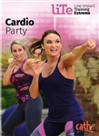 Cathe Friedrich LITE Series (Low Impact Training Extreme) Cardio Party