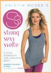 S3 - Strong, Sexy, Svelte DVD - Kristin McGee