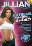 Jillian Michaels Extreme Shed & Shred DVD