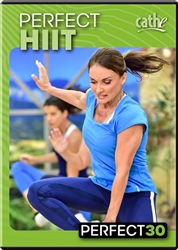 Perfect 30 Series - Perfect Hiit DVD Cathe Friedrich