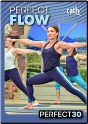 Perfect 30 Series - Perfect Flow DVD Cathe Friedrich