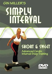 Simply Interval Short & Sweet Step DVD