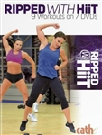 Cathe Friedrich Ripped with HIIT Discount Bundle set