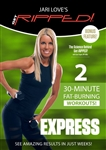 Jari Love Get Ripped Express DVD