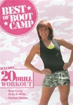 Mindy Mylrea Best Of Boot Camp DVD