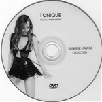 Tonique Sunrise Hawaii DVD - Sylwia Wiesenberg