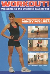 Mindy Mylrea Workout - Welcome To The Ultimate Sweatfest DVD