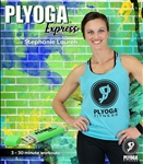 PLYOGA Express USB Drive (NOT DVD) - Stephanie Lauren - 3 Workouts