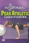 Resist-A-Ball Peak Athletic Conditioning DVD Resistaball