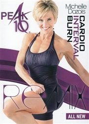 Michelle Dozois Peak 10 Cardio Interval Burn Remix