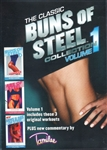 Tamilee Webb Classic Buns of Steel Collection 3 DVD Set
