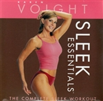 Karen Voight Sleek Essentials II DVD