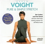 Karen Voight Pure and Simple Stretch DVD