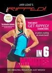 Jari Love Get Ripped in 6 Minutes 2 DVD Set