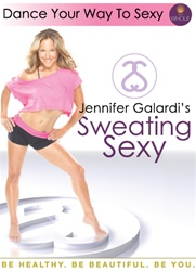 Jennifer Galardi Sweating Sexy DVD