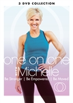 One on One 3 DVD Set - Michelle Dozois