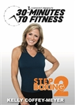 30 Minutes to Fitness Step Boxing 2 DVD - Kelly Coffey-Meyer