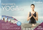 Beginner's Yoga Kit - 3 DVDs, Pose Guide & Cards