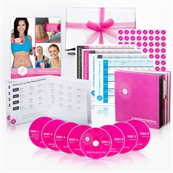 Fe Fit 90 Day Fitness Experience 8 DVD Set