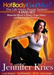 Hot Body Cool Mind- The Life Force Power System 4 Volume Set
