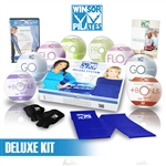 Mari Winsor Deluxe Kit - 8 DVDs, Weighted Gloves, Resistance Band, Guides