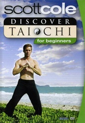 SCOTT COLE DISCOVER TAI CHI FOR BEGINNERS DVD
