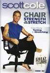 SCOTT COLE CHAIR STRENGTH & STRETCH DVD