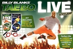 Billy's Bootcamp Tae Bo Live Bootcamp Kit with Billy Bands