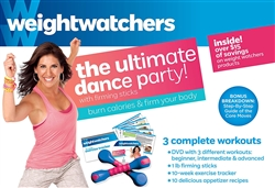 Weight Watchers The Ultimate Dance Party Kit - Ilyse Baker