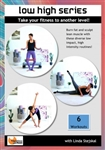 Low High Series 6 Workouts - Barlates Body Blitz - DVD-R