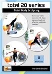 Total 20 Series 8 Workouts - Barlates Body Blitz - DVD-R