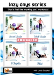 Lazy Days Series 4 Workouts - Barlates Body Blitz - DVD-R