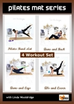 Pilates Mat Series - Barlates Body Blitz - DVD-R