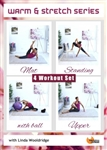 Warm and Stretch 4 Workouts - Barlates Body Blitz - DVD-R