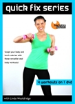 Quick Fix Series 4 Workouts - Barlates Body Blitz - DVD-R