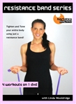 Resistance Band Series 4 Workouts - Barlates Body Blitz - DVD-R