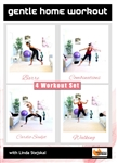 Gentle Home Workout 4 Workouts - Barlates Body Blitz - DVD-R