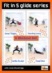 Fit in 5 Glide Series - Barlates Body Blitz - DVD-R