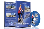 Virtual Cycle Rides - Paris France  - Bike or Treadmill Workout