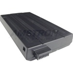 Uniwill N258 Laptop Battery 258-3S4400-S2M1, 258-4S4400-S1P1,  NBP001385-00, NBP001390-00, and NBP001395-00