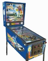 Back to the Future Pinball