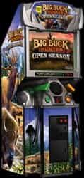 Big Buck Hunter Pro Open Season Arcade
