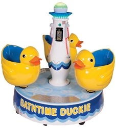 Bathtime Duckie Carousel Ride