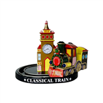 Classical Train Kiddie Ride